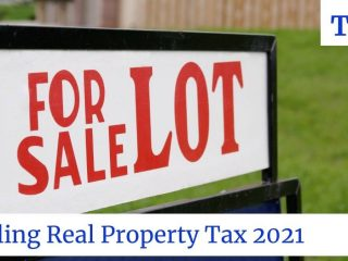 lot for sale advertisement for real property
